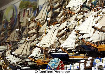 Wooden Ship Models Shop - Wooden Ship Miniature Models Shop