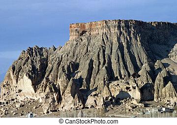 Ihlara, vale, Cappadocia, peru