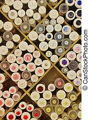 button tube sale haberdashery - button tube sale display...