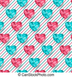 Chic vector seamless patterns tiling - Vector illustration...