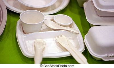 biodegradable foam - natural biodegradable foam for foodware
