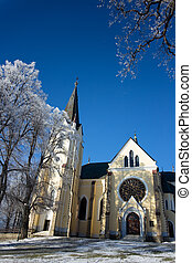Church in Levo?a 2 - Church in Levo?i the Slovakia...