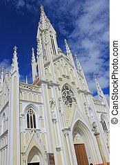 iglesia ubate - imponente iglesia ubate dia
