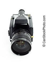 645 medium format camera