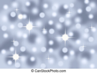 silver spakle christmas background - silver spakle abstract...