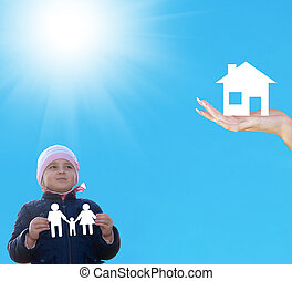 Family happiness for all people