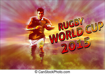 rugby world cup 2015 banner - jpeg banner a combination of...