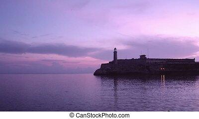 Cuba, Havana, El Morro Castle - Tourism and travel: Cuba, La...