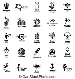 Color Corporate Icon Collection.