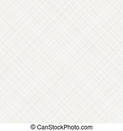 Seamless monochrome pattern with hatch cross lines - Vector...