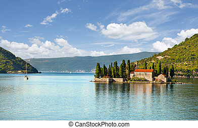 Island of Saint George, Montenegro - Island of Saint George...
