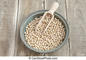 chickpeas - Ready to cook dried chickpeas