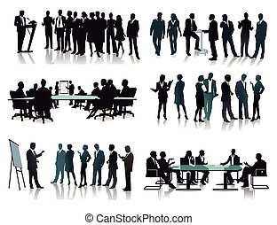 Business groups meetings