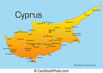Cyprus country