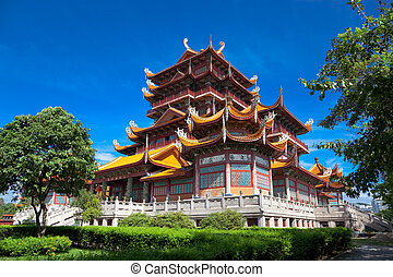 xichan, świątynia,  fuzhou