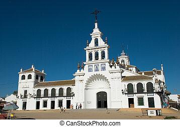 Hermitage of El Rociacute;o - Hermitage of El Rocío...