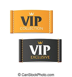 VIP collection and VIP exclusive