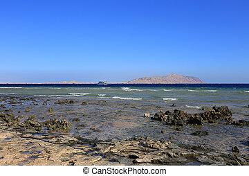 Seaside in Sharm El-Sheikh