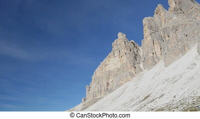 extrem pan tre cime 11497 - An extrem pan from the tre cime...