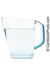 a jug of water