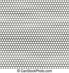 Grille - High quality computer generated seamless texture of...