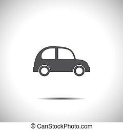 car vector icon logo