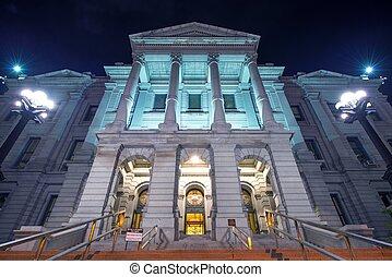 Denver Capitol Building - Denver Colorado Capitol Building...