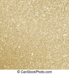 Gold Glitter Background Texture - Glittery gold background...
