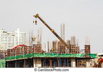 predios, construção