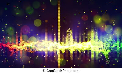 rainbow equalizer loopable paty - rainbow equalizer Computer...