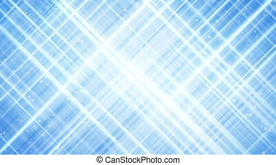 light blue crossed stripes abstract