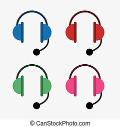 Headset Colors