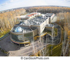 Medical radiological center, Tyumen, Russia - Tyumen, Russia...