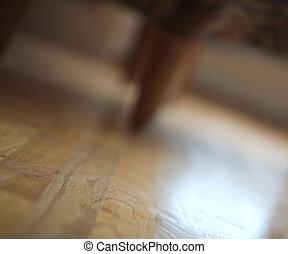 Wood floor - Wood grain floor