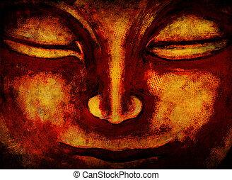 buddismo, Budda,  monch