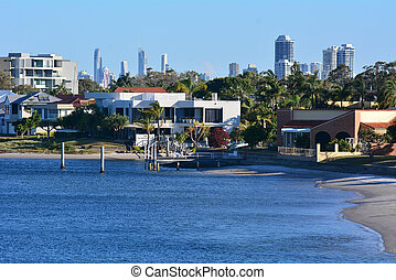 Paradise Point Gold Coast Queensland Australia - GOLD COAST...