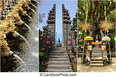 Bali, Indonesia - collection of Bali, Indonesia