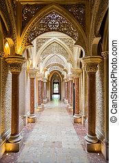 Monserrate Palace Sintra Portugal - Monserrate Palace at...