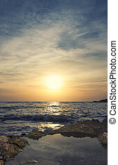 Landscapes of Mallorca - Landscape of the island of Mallorca...