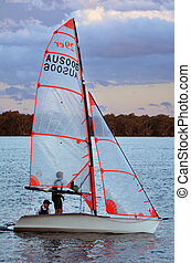 Sailing in Gold Coast Queensland Australia - GOLD COAST -...