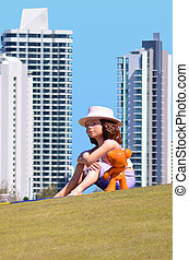 Southport Broadwater Parklands Gold Coast Queensland...
