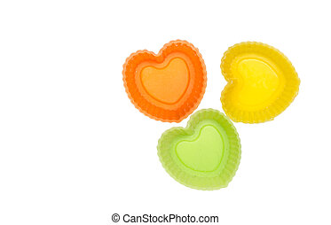 Baking silicone cups