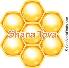 Shana Tova (Happy new year) icon