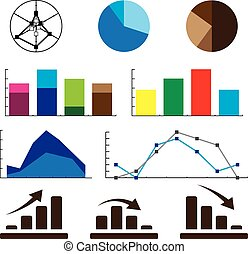 Detail infographic illustration. Information Graphics - A...