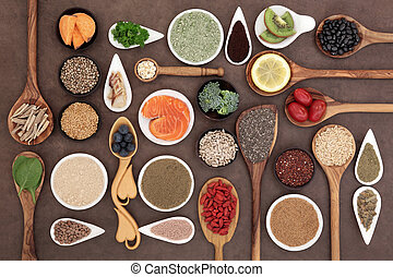 Body Building Super Food - Body building and super health...
