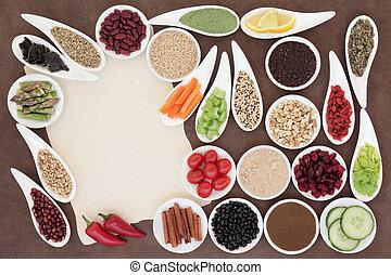 Healthy Diet Food - Large weight loss diet health food...