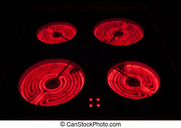 Ceramic Stove Top