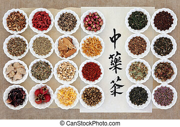 Herb Tea Collection