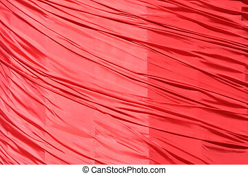 Red background - red silk background