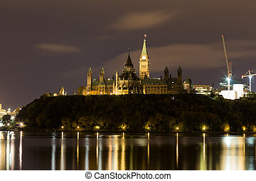 Parliament Hill - Ottawa